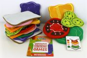 Melissa and Doug's sandwich stacking game